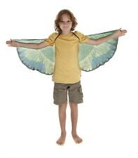 GREEN PARROT WINGS - Child's Costume - Douglas Toys - BRAND NEW - #50592