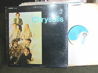 Chrysalis Definition Psych frank zappa Gatefold Original Lp MGM 1968 se4547 ster
