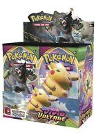 Pokemon TCG: Sword and Shield Vivid Voltage Booster Display (36) EN