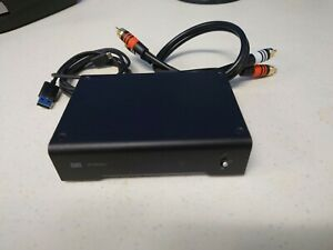 Schiit Modi 3+ Stereo Digital-to-Analog Converter (DAC) Black with RCA Cables