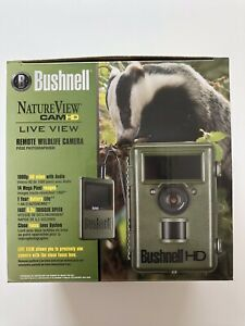 Bushnell Natureview Cam HD 14 MP 1080p HD Video with Audio