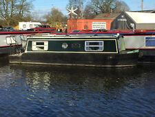 Maid of Avoca - 23 foot cruiser stern narrowboat ***REDUCED***