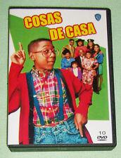 Serie tv Cosas de casa (pregunta antes de comprar!!)