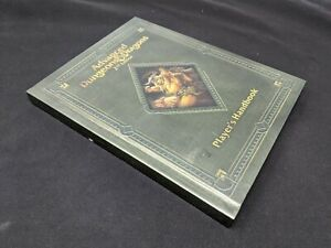D&D 2nd Ed 2E Players Handbook Premium HC NEW PHB Advanced Dungeons Dragons