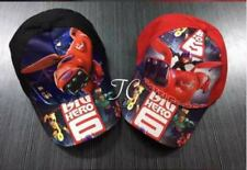 Boys Character Cap Big Hero 6 (Red)