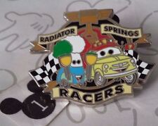 Luigi & Guido Radiator Springs Racers Piston Cup Cars Mystery Disney Pin 114158