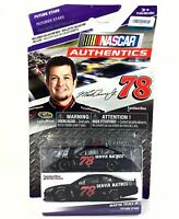 Martin Truex Jr #78 Furniture Row NASCAR Authentics 2015 Chevy SS 1/64 Die-Cast