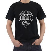 Hot New University of Oxford Logo T-Shirt Size S-3XL Free Shipping