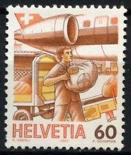 Switzerland 1986-9 SG#1110, 60c Post, Past & Present Definitive MNH #D45646