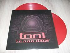 TOOL 10 000 DAYS RARE 2 LP COULEURS COMME NEUF