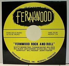Rare Rockabilly LP - V/A - Fernwood Rock And Roll - Holland Import - Redita #119