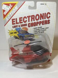 Rare 1989 Buddy L Electronic Chopper unopened 🌟😎😎😎