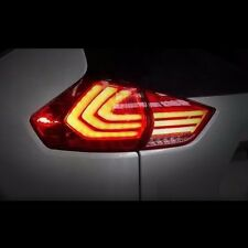 Lexus Style LED Tail Lights Rear Lamps Tail Lamps For Nissan X-Trail 2014~2016