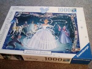 Jigsaw Puzzle - 1000pc - Disney Collector's Edition - Cinderella