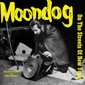 Moondog 'On The Streets of New York' LP NEW