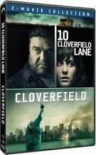 10 Cloverfied Lane / Cloverfield: 2-Movie Collection DVD Brand New and Sealed