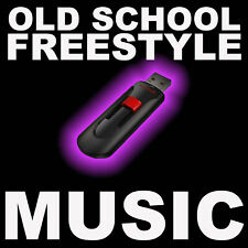 Old School Latin Freestyle Music