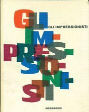 DEL GIUDICE Piero (a cura di) - Gli impressionisti