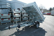 PKW- Anhänger, Rückwärts- Kipper 1500 kg, 230x151x36, RK 2300/15 G-AL