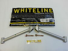 KBR15 Whiteline Sway Bar Mount Brace 2008-2013 Impreza WRX & STI, 09+ Forester