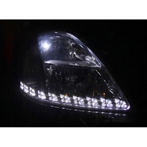 LED Eye Line White 8000k Light LL Type DIY For 07 11 Hyundai i800 : H1 Starex
