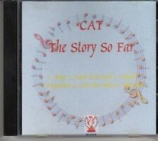 (BM662) Cat, The Story So Far - DJ CD