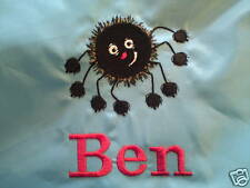 Personalised Spider School/PE/Gym/Baby/Drawstring Bag