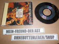 CD Pop Concrete Blonde - Ghost Of A Texas Ladies Man (4 Song) I.R.S. IRS