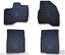 OEM NEW 2011-2014 Ford Explorer All-Weather Vinyl Floor Mats, Rubber Catch-All