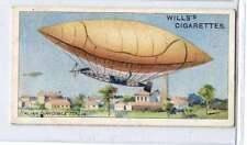 (Jd177-100)  Will's, Aviation , Italian Dirigible  , 1910, #16