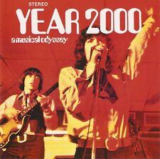"Year 2000 ('69 US Heavy/Psych):  ""A Musical Odyssey"" + bonustracks (CD)"