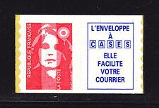 FRANCE AUTOADHESIF N°    7b ( 2874b )** MNH, vignette caractères gras, TB