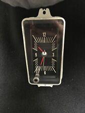 1969-1970 Buick Clock