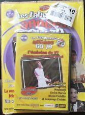 LES FABULEUSES ANNÉES 60-70 N°10  DVD + magazine