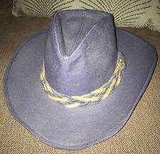 """Vintage Resistol Ranchman Hat Roundup Collection Style L8313 size 7 1/4"""""""