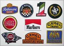 CIGARETTE / TOBACCO - Any Patch £1.95, Iron-On, Free 1st Class Post, UK SELLER!