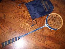Vintage Slazenger Sharif Khan Autograph Model Squash Racquet