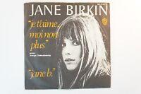 Jane Birkin je t'aime... moi non plus avec Serge Gainsbourg WB 16447 N B4360