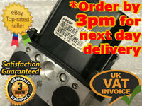 VW Passat, Audi A4 A6 ABS Pump ECU Unit 4B0614517G 0265950055 0265225124