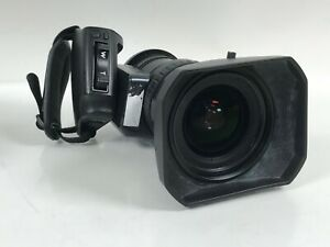 Fujinon XS8x4AS-XB8 Wide Angle Lens for Sony PMW-EX3 Camcorder - SKU#1311123