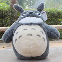 "15"" Anime Movie My Neighbor Totoro Gray Plush Doll Gifts Toy Stuffed Soft Pillow"