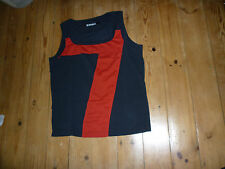 Cotton Blend Vests Fitted Casual Shirts & Tops for Men