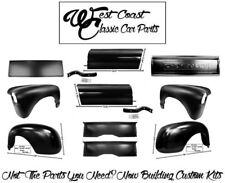1947-1953 Chevy Ft Fenders RR Fenders Bedsides Bed FT Aprons, Chevy Tailgate Kit