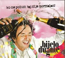 BIJELO DUGME CD Ko ne poludi taj nije normalan Best Hit Goran Bregovic Croatia