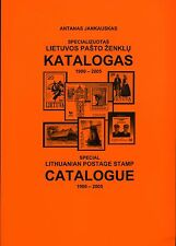 Lithuania - 1990-2005 Special Postage Stamp Catalog