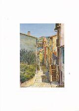 COLLIURE PAR G. GRIMON - CARTE ART PRINT LUTEC EDITION - 20 x 15 CM - NEUF