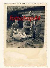 Foto verwundeter deutscher Soldat HPE106