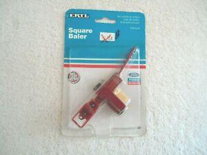 """Vintage """" NIP """" 1991 Ertl Ford New Holland Hayliner Square Baler """" GREAT ITEM """""""