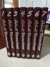 1999-2006 7 ADULT TEACHER-SUNDAY SCHOOL LESSON BOOKS-GOSPEL PUBLISHING HOUSE