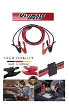 Heavy Duty Aluminium Booster Cables Jump Lead Starter For 12V And 24V Batteries